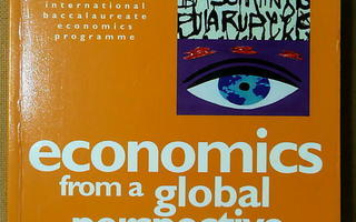 Economics from a global perspective