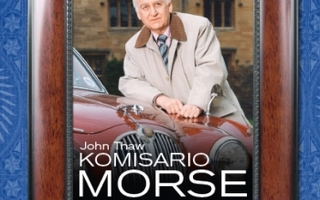 INSPECTOR MORSE & LEWIS - COMPLETE SERIES (DVD)