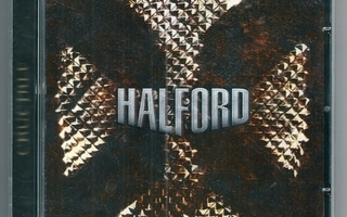 HALFORD : Crucible JUDAS PRIEST