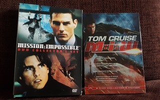Mission: Impossible 1-2 & 3 (DVD)