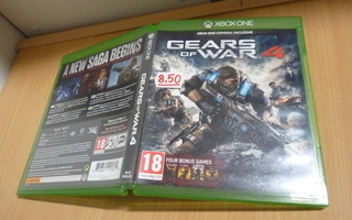 Gears Of War 4     XBOX ONE 12444