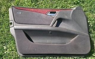 Ovi verhoilu/pahvi, vasen etu - MB w210 sedan classic -99
