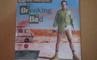 Breaking Bad Sample (uusi) DVD