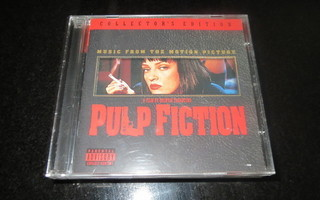 Pulp fiction soundtrack collector's edition