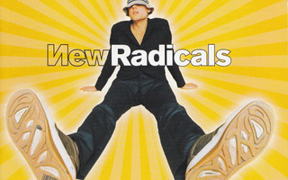 NEW RADICALS: Maybe You've Been Brainwashed Too CD