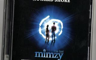 The last Mimzy - original soundtrack score (Howard Shore) CD