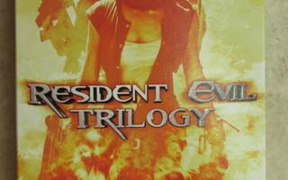 Resident Evil Trilogy, 3 x DVD. Milla Jovovich