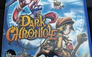 PS2 peli Dark Chronicle