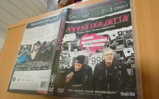 Kovasikajuttu - The Punk Syndrome    dvd 113191