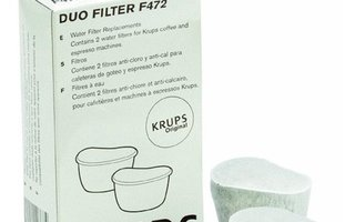 Krups Vedensuodatin (for XS1000 Duo Filter) 2kpl