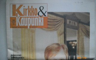 Kirkko & kaupunki Nro 35/2002 (20.6)