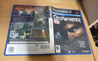 Cold Winter    ( ps2 ) 12205