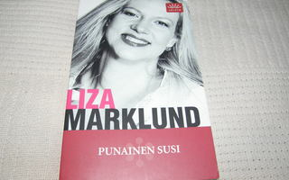 Liza Marklund Punainen susi   -pok