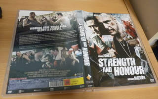 Strength And Honour   dvd  14013
