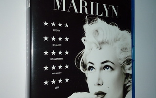 BLU-RAY) My Week with Marilyn (2011)  Michelle Williams
