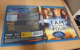 I Am Number Four    ( Blu-ray ) 13433