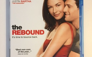 The Rebound (Blu-ray) Catherine Zeta Jones ja Justin Bartha