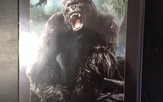 King Kong (2006) (deluxe extended edition) 3DVD