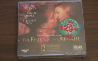Stephen Woolley: The End of the Affair (uusi) 2VCD
