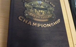 The History Of The WWE Championship R1 (3 dvd)