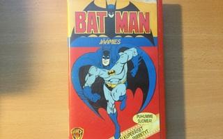 Batman-Jäämies VHS