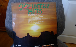 Country Hits Lp levy.