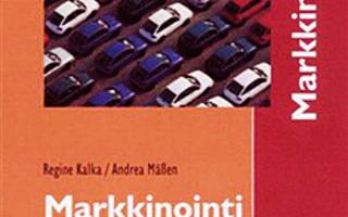MARKKINOINTI : Regine Kalka, Andrea Mässennid UUSI