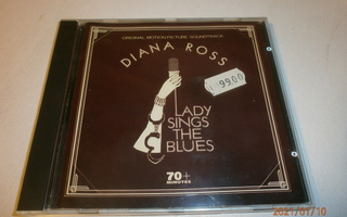 CD  DIANA ROSS  - LADY SINGS THE BLUES