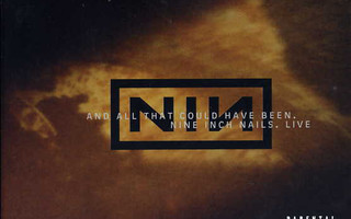 NIN: And All That Could Have Been. Live CD digipak