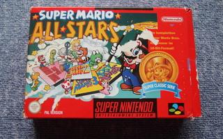SNES : Super Mario All-Stars All Stars - Super Nintendo