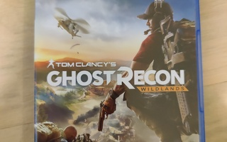 Tom Clansy's Ghost Recon Wildlands PS4