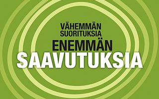 VÄHEMMÄN SUORITUKSIA, Enemmän Saavutuksia : Slåen KP UUS