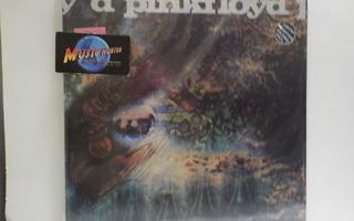 PINK FLOYD - A SAUCERFUL OF SECRETS EX+/M- LP