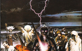 Black Sabbath - Live Evil (CD) MINT!! Vanha painos