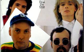 Cheap Trick - One On One LP 1982 UK Vinyyli