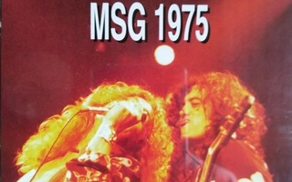 Led Zeppelin - MSG 1975 / Last Stand Disc / 1975 USA 3CD