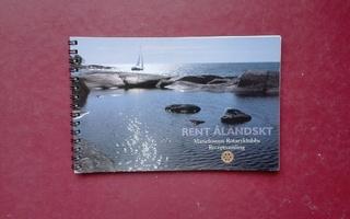 Rent Åländskt. Mariehamns Rotaryklubbs receptsamling