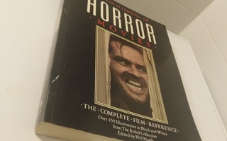 Phil Hardy: The encyclopedia of horror movies