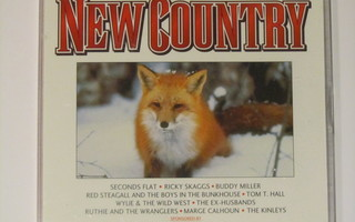 Various – New Country • Volume 4 • Number 14 CD