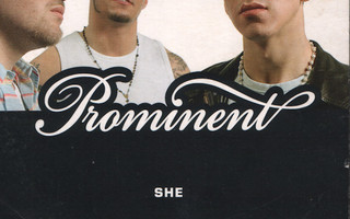 Prominent – She CD-Single