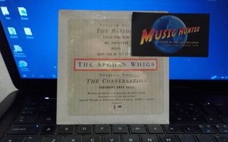 AFGHAN WHIGS - B-SIDES CD SINGLE UUSI MUOVEISSA
