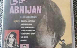 Abhijan The Expedition Satyajit Ray UUSI OOP