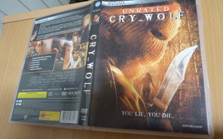 Cry-Wolf  Unrated  dvd