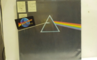 PINK FLOYD - THE DARK SIDE OF THE MOON EX-/EX+ LP