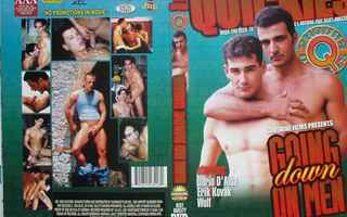 Quickies  **  Going Down On Men  **  GAY  **  DVD