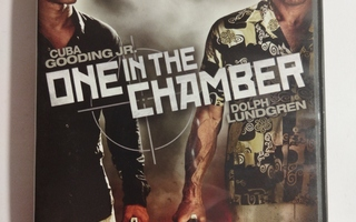 DVD) One in the Chamber (2012) Dolph Lundgren