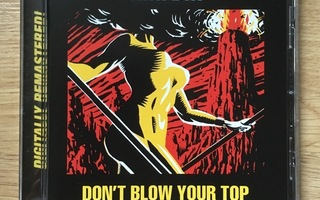 KMFDM - Don't Blow Your Top CD-levy