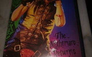 Alice Cooper The Nightmare Returns