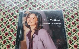 Ally MC Beal CD-levy