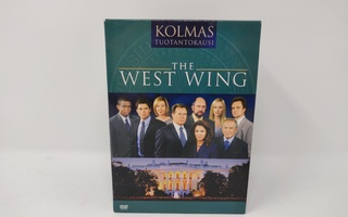 The West Wing kausi 3 - DVD